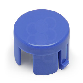 Mix & Match Sanwa OBSF 24mm Plunger: Dark Blue
