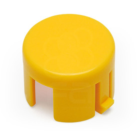Mix & Match Sanwa OBSF 24mm Plunger: Yellow