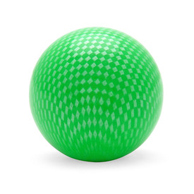 Tight Diamond Mesh Balltop Green