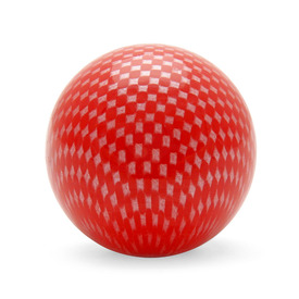 Tight Diamond Mesh Balltop Red