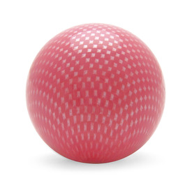 Tight Diamond Mesh Balltop Pink