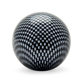 Tight Diamond Mesh Balltop Black