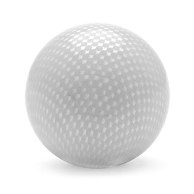 Tight Diamond Mesh Balltop White