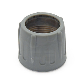 Neutrik BSE Color Bushing for NE8MC Data Connector: Grey