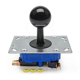 "Seimitsu LS-40-SC-K (.187"" Fastener Type) Joystick with RE Plate"