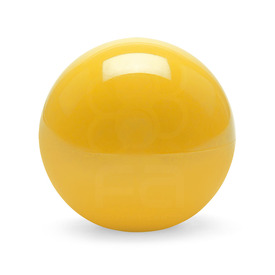Seimitsu Solid Color Yellow LB-35 Balltop
