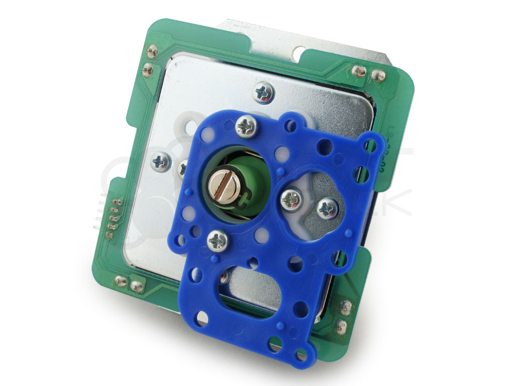 Add LS-32 Triple Restrictor Plate for true circular 360-degree control and maximum access to corners.