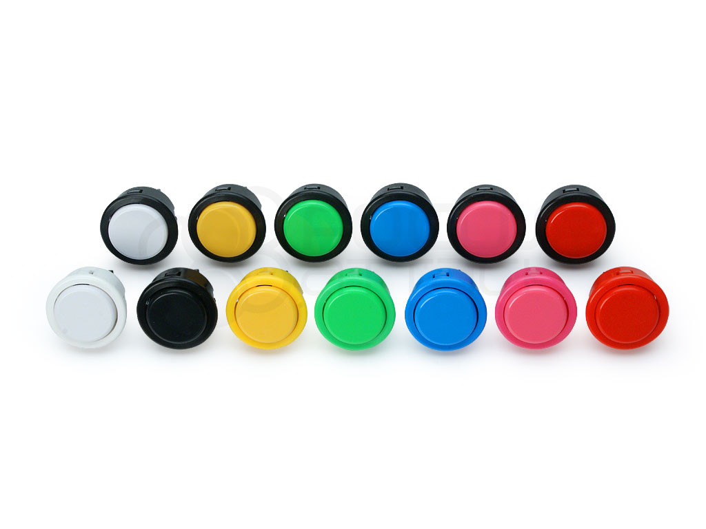 Available in 7 colors, plus 6 color black rim variant