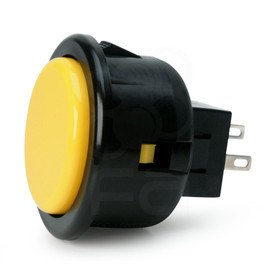 Seimitsu PS-14-G Pushbutton Yellow/Black