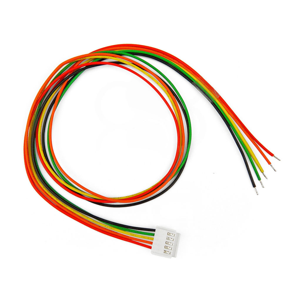 Joystick Parts - Sanwa JLF-H 5-Pin Wiring Harness: Focus AttackFocus Attack