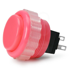 Seimitsu PS-14-DN 24mm Screwbutton Pink