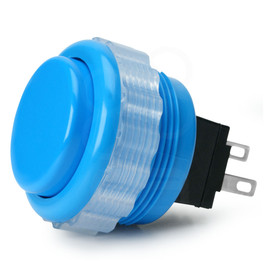 Seimitsu PS-14-DN 24mm Screwbutton Light Blue