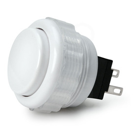 Seimitsu PS-14-DN 24mm Screwbutton White