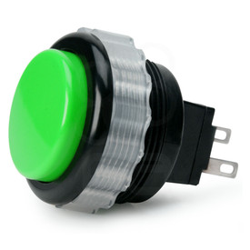 Seimitsu PS-14-DN 24mm Screwbutton Green/Black