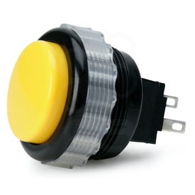 Seimitsu PS-14-DN 24mm Screwbutton Yellow/Black