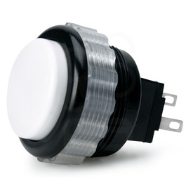 Seimitsu PS-14-DN 24mm Screwbutton White/Black