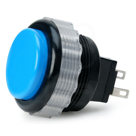 Seimitsu PS-14-DN 24mm Screwbutton Light Blue/Black
