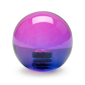 Bi-Color Balltop: Violet/Blue