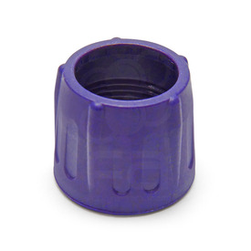 Neutrik BSE Color Bushing for NE8MC Data Connector: Purple