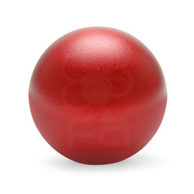 ALU Series Aluminum Balltop: Red