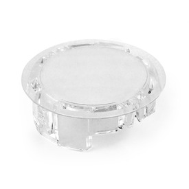 Sanwa OBSCM 30mm Clear Button Cap Hole Plug