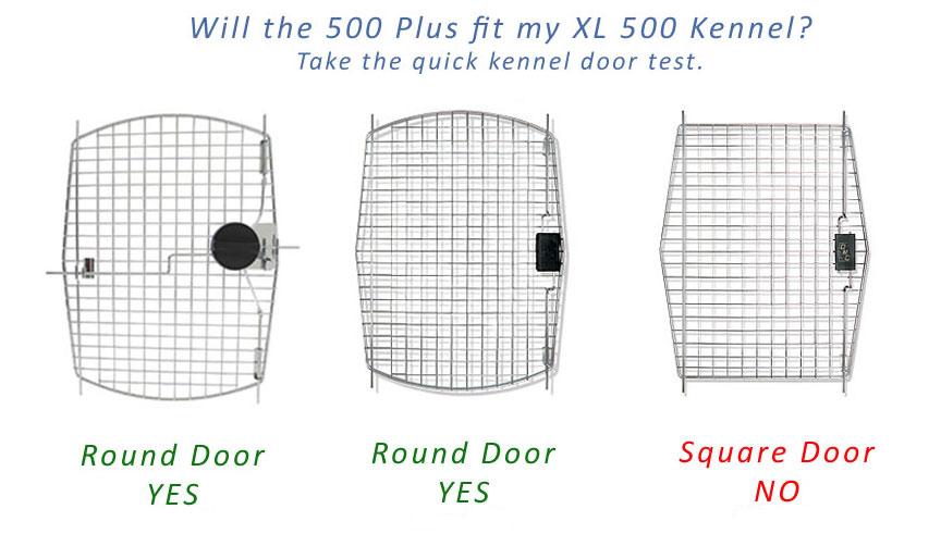 kennel-door-kit-test3.jpg  sc 1 st  Pet Airline Travel Supplies & 500Plus® Extension Kits for Sky Kennel - Vari Kennel XL