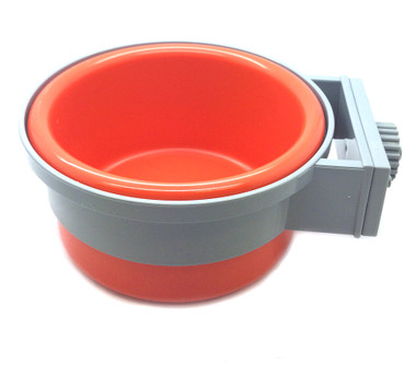 Bolt on Pet Water Bowl