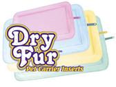 DryFur Super Absorbent Travel Pads in 4 colors