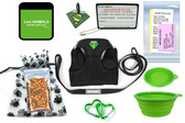 In Cabin Pet Airline Kit Details - Green
