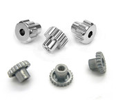 Bulk Thumb Nuts in Solid Aluminum or Zinc