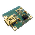 5V Mini USB 1A Lithium Battery Charging  Module