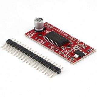 Easy Drive Stepper Motor Driver V44 A3967