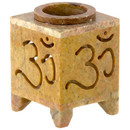 Square Om Oil Burner