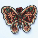 Groovy Butterfly Patch