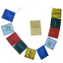 Om Mani Padme Hum Prayer Flag