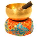 Tibetan Brass singing bowl
