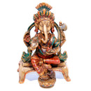 Ganesh Resin Multi Color
