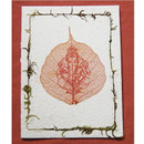 Bodhi Leaf Ganesh Card