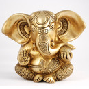 Beautiful Brass Ganesh Statue