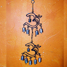 Indian Chime double om