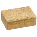 Wood Peace Box
