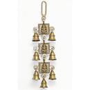 Ganesh Brass Hanging Bells