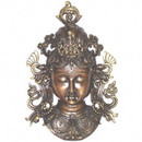 Copper Tara Mask