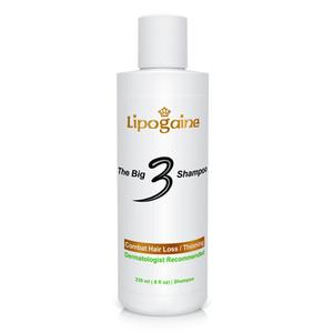 Lipogaine big 3 shampoo