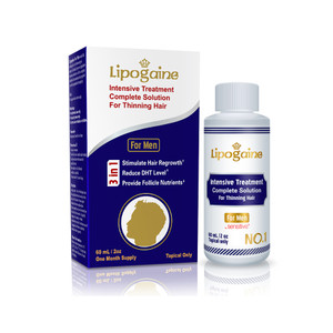 lipogaine for men for sensitive scalp
