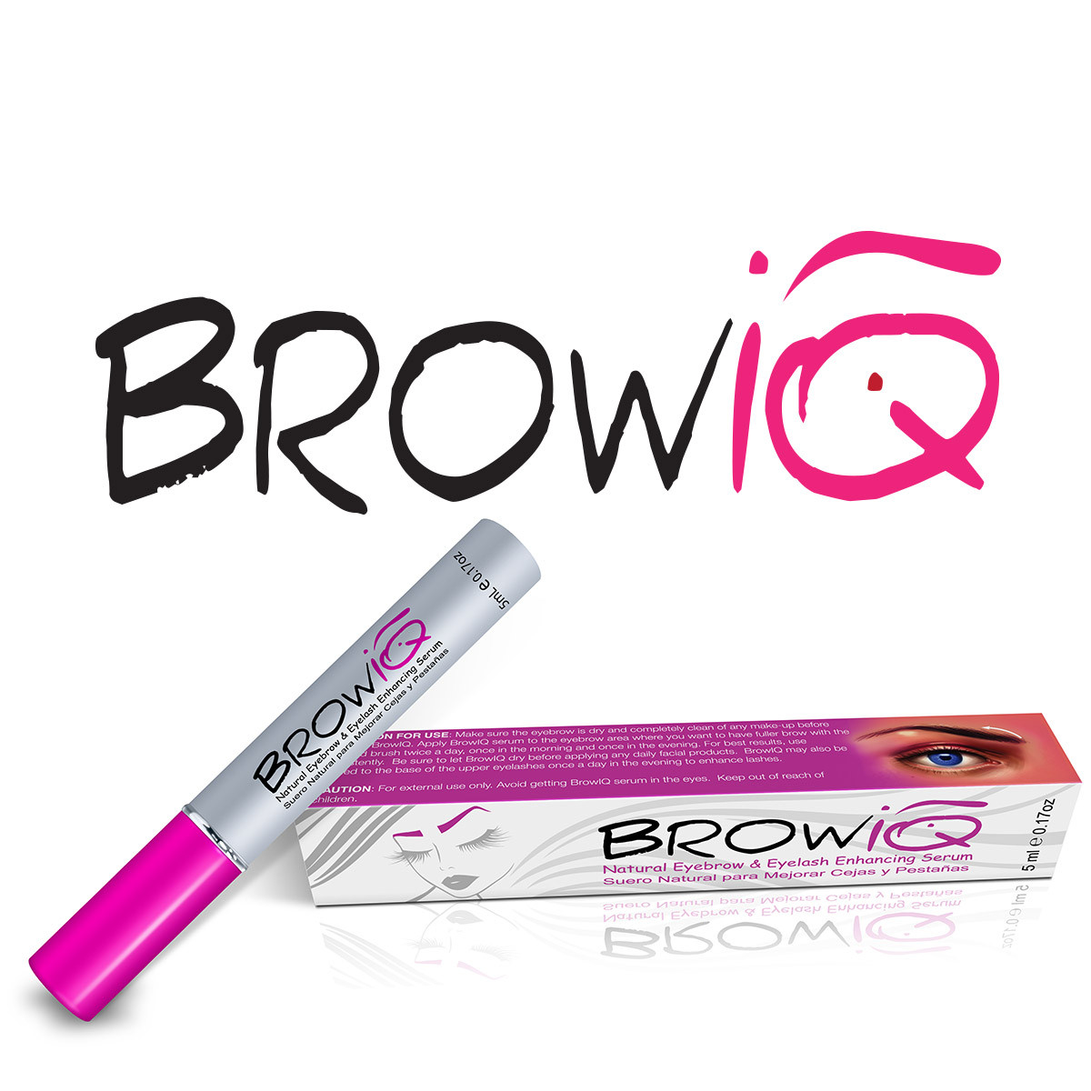 Best Eyebrows Growth Product Eyebrow Iq