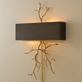 Global Views Twig Sconce