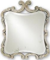 Currey and Company Sazerac Mirror