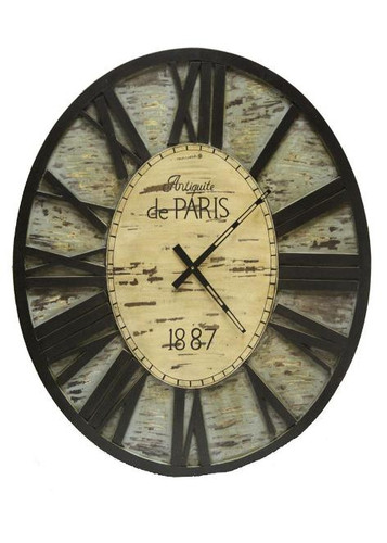 Accessories Abroad Paris Wall Clock