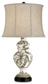 Currey & Co Giardino Table Lamp